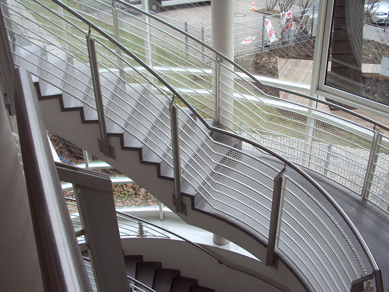 Balkon Sicherungsnetz