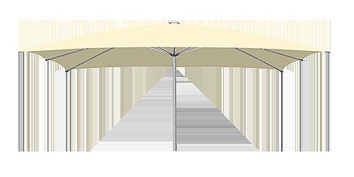 Sonnenschirm Easyclean rechteckig