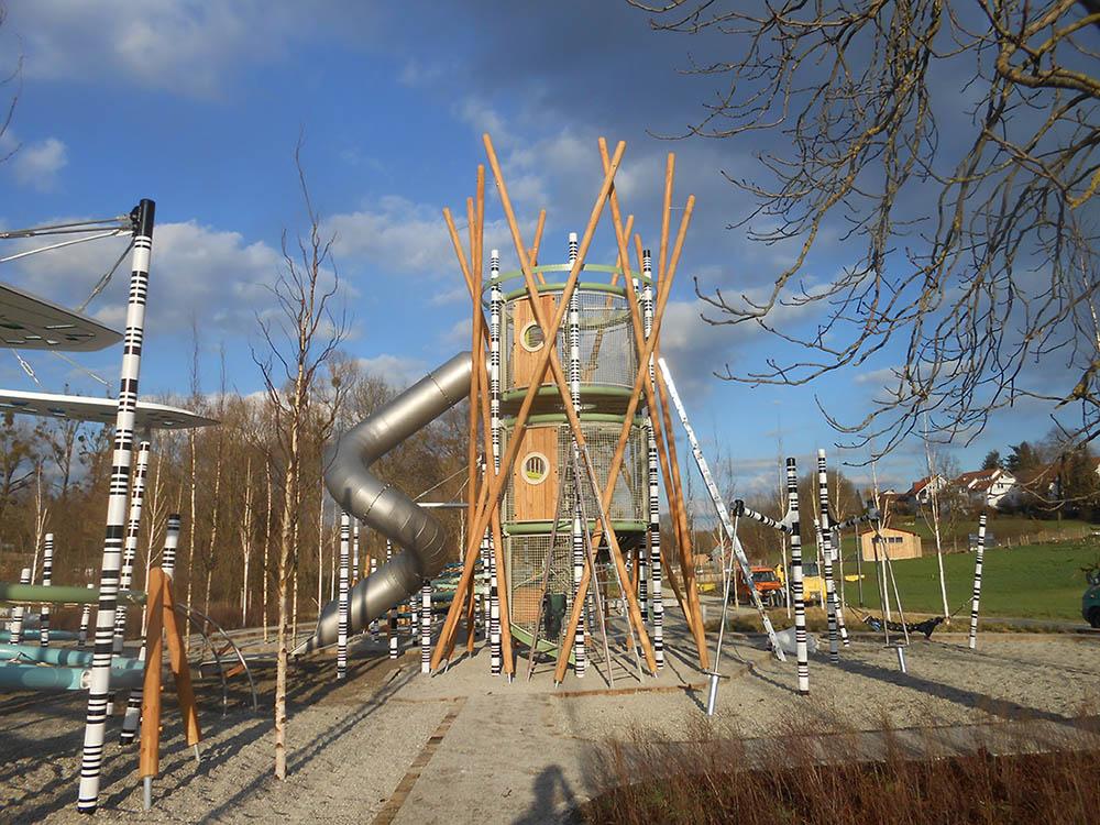 RO-FLEX Spielplatzbau Referenz Oehringen 3