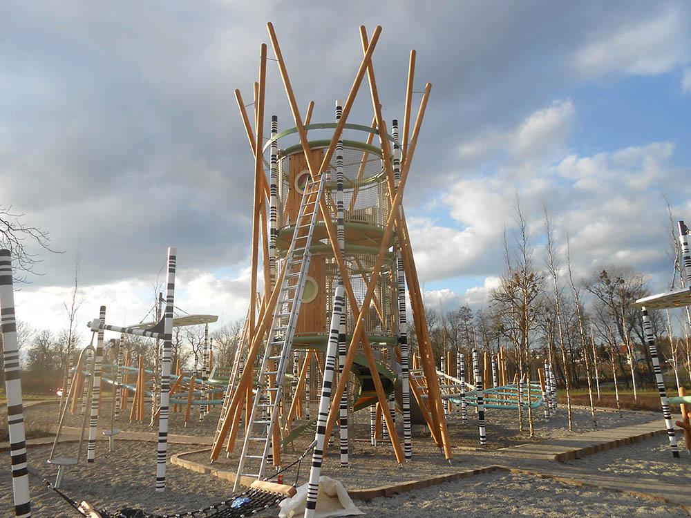 RO-FLEX Spielplatzbau Oehringen