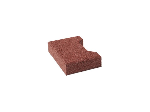 Double-T paving stones starters 43mm