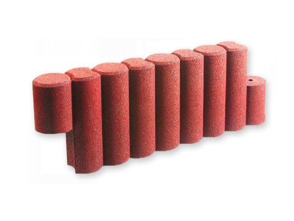 Kettenelemente Sandkasteneinfassung Rotbraun