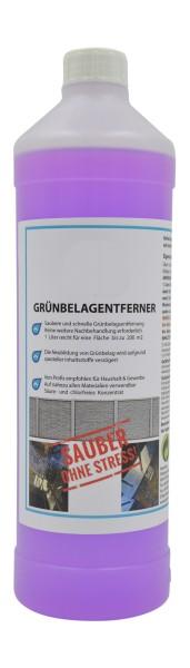 Grünbelagsentferner Säure- und chlorfreies Konzentrat 1L.