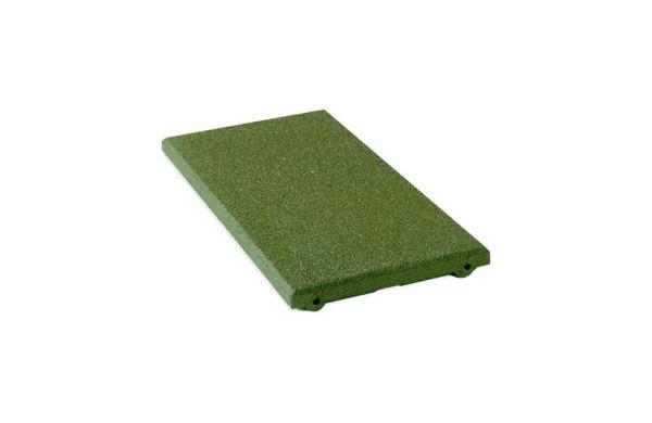Fallschutzplatten 250 x 500 x 40mm, grün