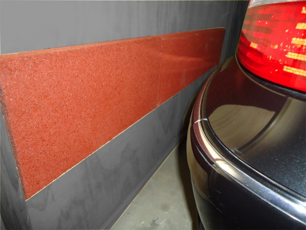 Rubber band Edge protection Paint protection
