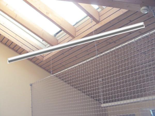 Aluminium rod Ø 20 mm Length: 1 m