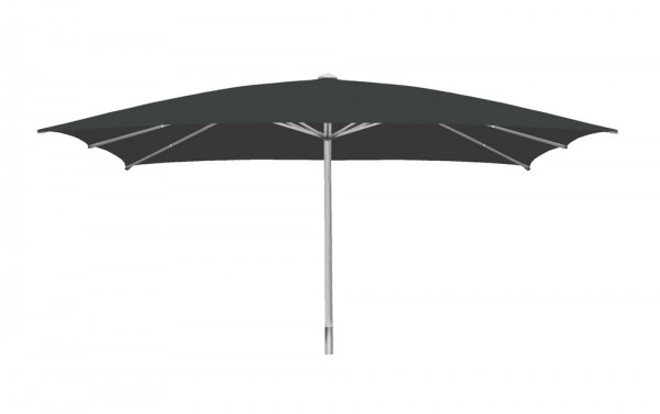 Sonnenschirm Sombrero rechteckig 400 x 500cm, anthrazit