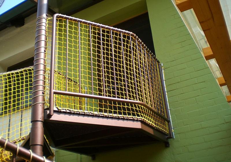 schutznetze sicherungs fallschutznetze nach ma. Black Bedroom Furniture Sets. Home Design Ideas