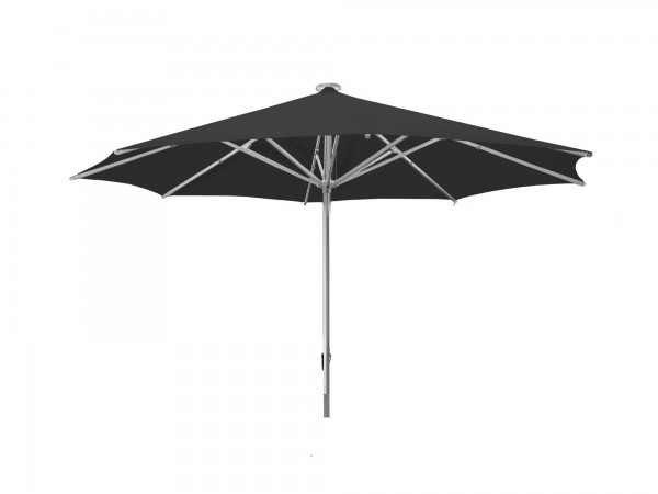Parasol Sombrero Facil round Ø 700 cm, anthracite