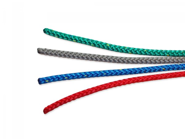 PP rope braided 8 times Ø 8 mm sold by the metre