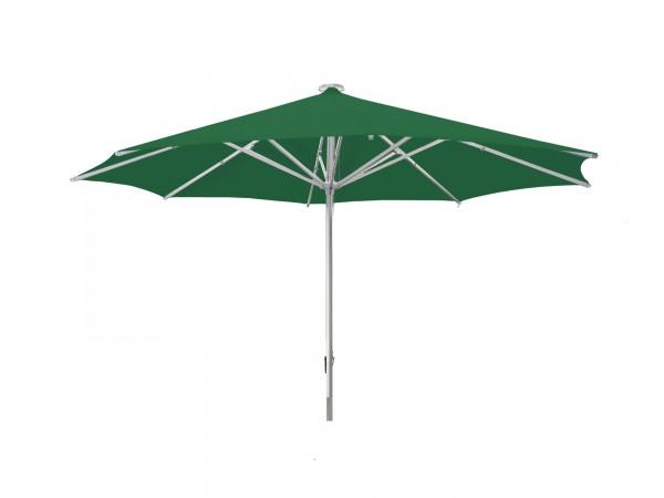 Parasol Sombrero Facil round Ø 400 cm, green