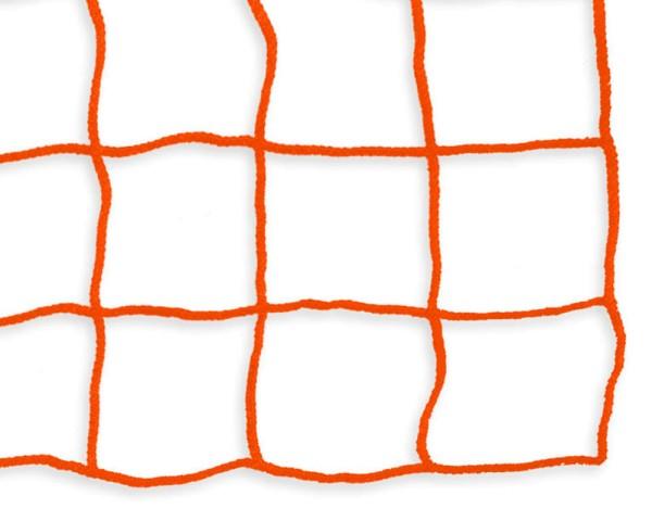 Schutznetz orange, Maschenweite 100mm, Materialstärke 5mm