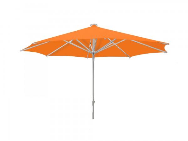 Sonnenschirm Sombrero Facil rund Ø 1000cm, orange