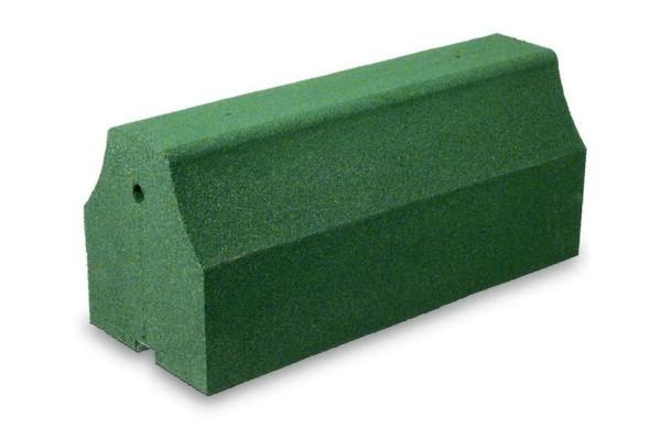 Hockeybande aus Gummigranulat, grün