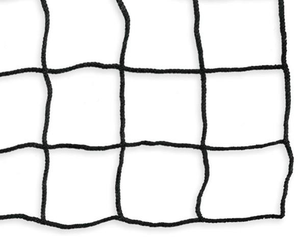 Schutznetz Maschenweite 120mm, Materialstärke 4mm, Schwarz