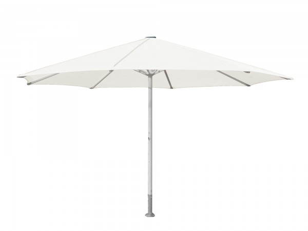 ROFI Klima Pro Comfort parasol, round Ø 800cm, standpipe Ø 110mm, white