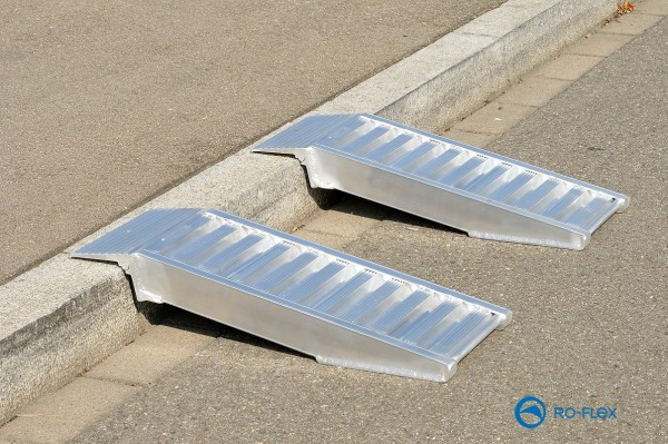 Curb ramp / short ramp AVS150