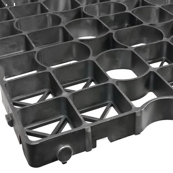 Paddockplatten aus Kunststoff RG 30 - Die Einstiegslösung für Reitplätze.