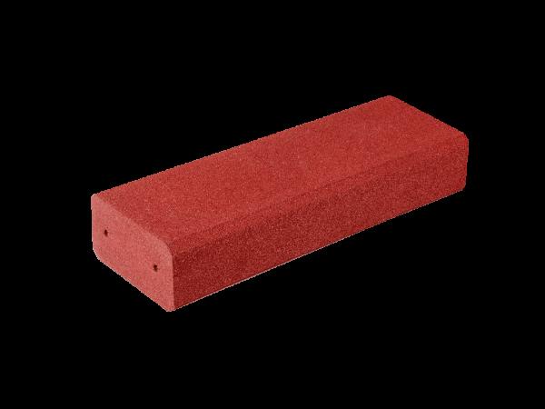 Blockstufe 750 mm, rotbraun