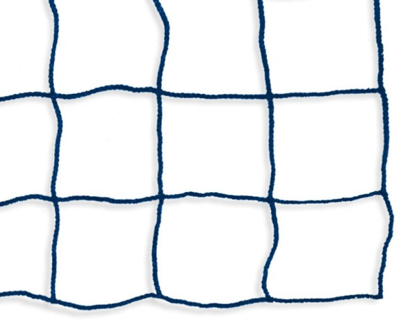 Safety net mesh size 120 mm, Material thickness 3 mm, blue