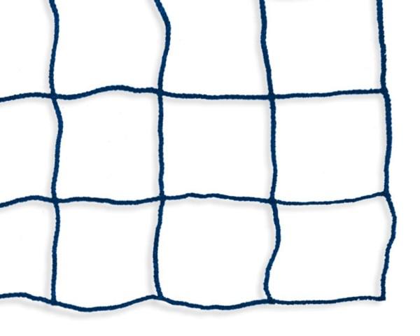 Schutznetz Maschenweite 120mm, Materialstärke 3mm, blau