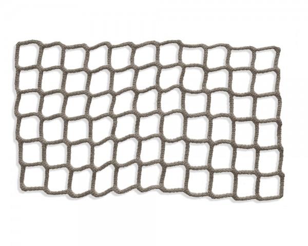 Schutznetz 0,71 x 1,25 m 45/5 mm Hanf