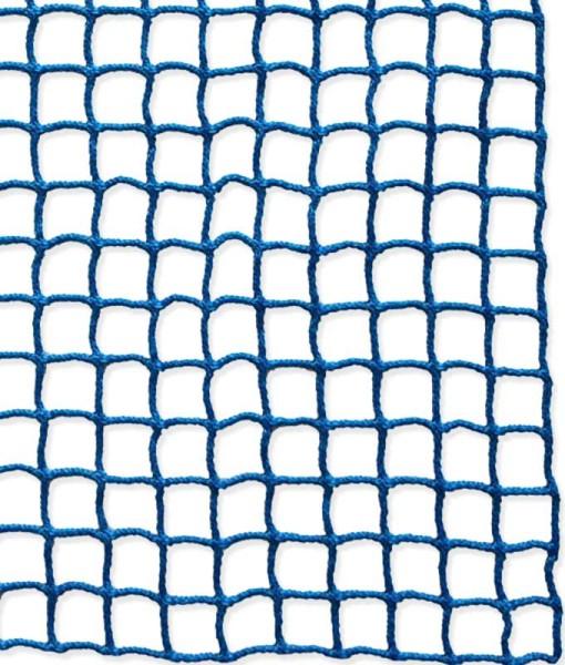 Schutznetz Maschenweite 20mm, Materialstärke 2,3mm, blau