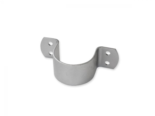 Wall clamp for shade sail masts Ø 88.9 mm
