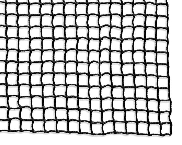 Schutznetz Maschenweite 30mm, Materialstärke 2,3mm, schwarz