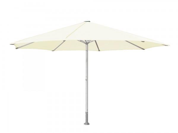 ROFI Klima Pro Comfort parasol, round Ø 600 cm, standpipe Ø 90 mm, cream